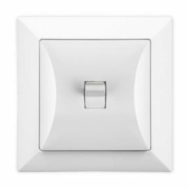Μεσαίος Αλε Ρετουρ 10A Λευκός Opal Us Timex