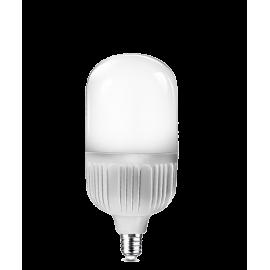 Λαμπτήρας Ισχύος LED E27 20W ΘΕΡΜΟ (3000Κ) T80 1710Lm