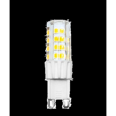 Λαμπτήρας LED G9 6W 4000K (ΦΩΣ ΗΜΕΡΑΣ) 360o 400Lumens
