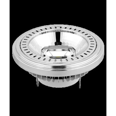 Λαμπτήρας LED AR111 G53 12W 2700K (θΕΡΜΟ) 45o 720Lm