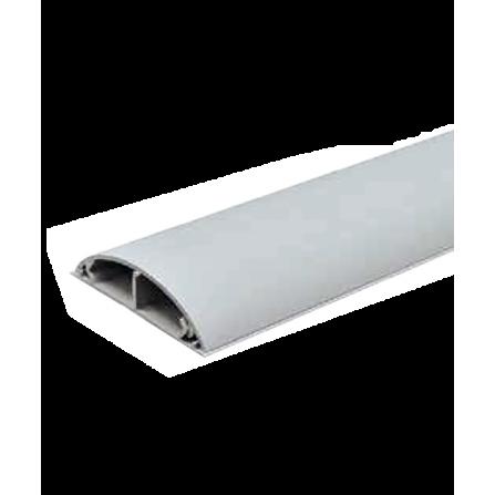 Κανάλι PVC δαπέδου με αυτοκόλλητο 50x12x2000mm