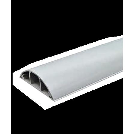 Κανάλι PVC δαπέδου με αυτοκόλλητο 70x20x2000mm