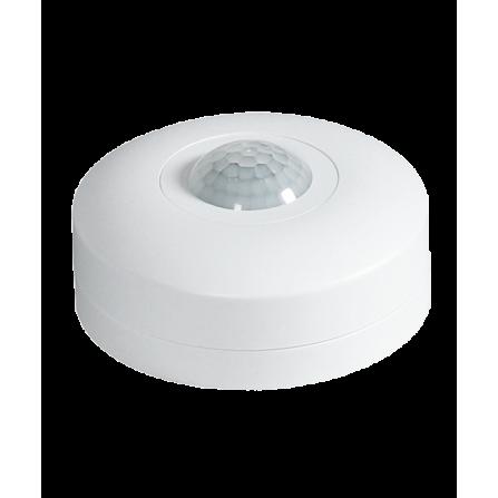 Εξωτερικός αισθητήρας κίνησης & φωτός σε λευκό χρώμα
