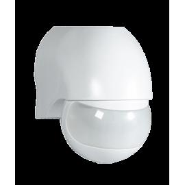 Επίτοιχος αισθητήρας κίνησης & φωτός σε λευκό χρώμα