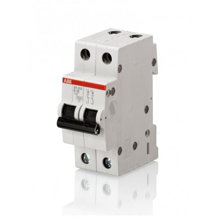 Μικροαυτόματος 2P 6kA C10A SH200