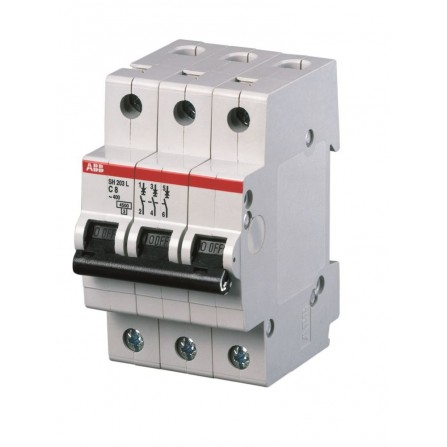 Μικροαυτόματος 3P 6kA C40A SH200