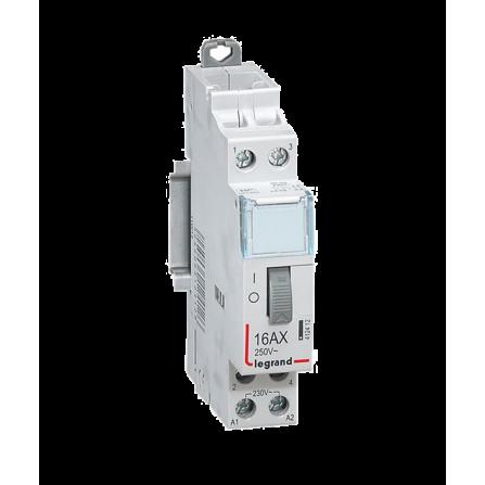 Ρελέ καστάνιας 210-250V/AC 2NO CX3