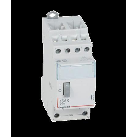 Ρελέ καστάνιας 210-250V/AC 2P 4NO CX3