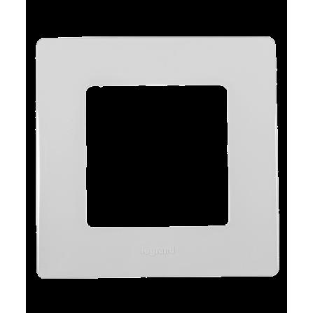 Μονό πλαίσιο λευκό LEGRAND NILOE