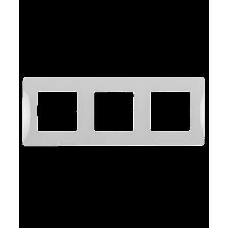 Τριπλό πλαίσιο λευκό LEGRAND NILOE