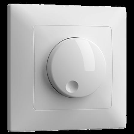 Dimmer Χωνευτό 400W για λαμπτήρες LED (ΤΗΛΕΧΕΙΡΙΣΜΟΣ BUTTON)