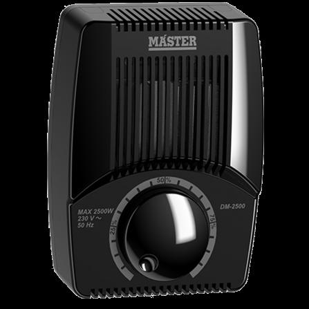 Dimmer Εξωτερικό MULTI-LED 2500W PROFESSIONAL Μαύρο