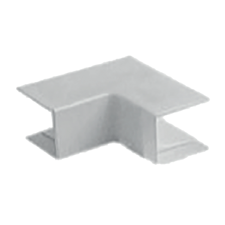 Εσωτερική γωνία για κανάλι 40x16mm σε λευκό χρώμα