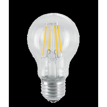 Λάμπα LED Filament E27 8W 3000K (ΘΕΡΜΟ) Α60 360o 806Lm VIVA