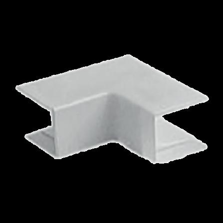 Εσωτερική γωνία για κανάλι 60x40mm σε λευκό χρώμα