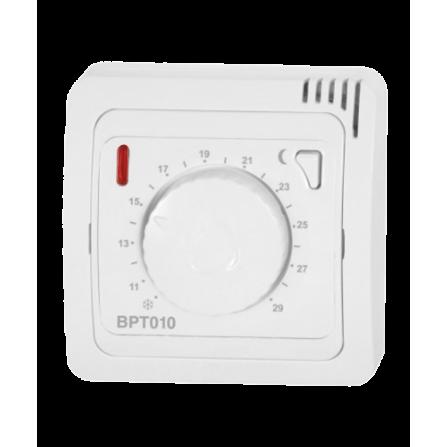 Ασύρματος θερμοστάτης απλός Επίτοιχος