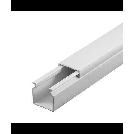 Κανάλι PVC 16x16x2000mm