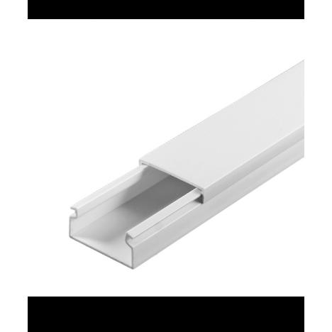 Κανάλι PVC 20x10x2000mm