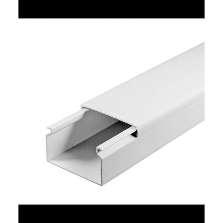 Κανάλι PVC 40x16x2000mm