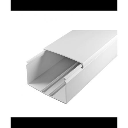 Κανάλι PVC 80x40x2000mm
