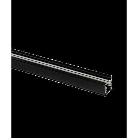 Ράγα 4 καλωδίων τριφασική μαύρη 2m