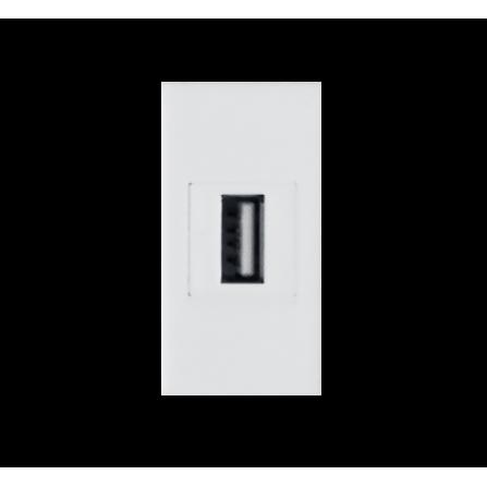 Πρίζα USB για modular κανάλι