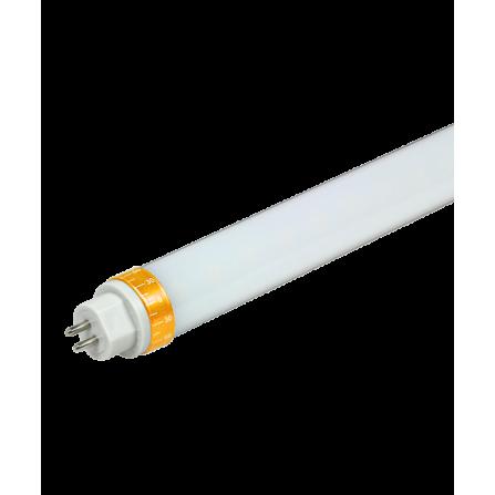 Λαμπτήρας LED Τ8 18W 3000K (ΘΕΡΜΟ) 120cm 1600Lm SINGLE END