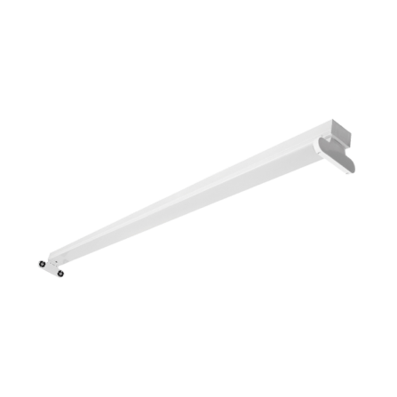 Φωτιστικό Οροφής Σκαφάκι διπλό 150εκ για 2 λαμπτήρες T8  LED single end