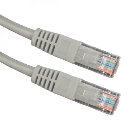 Καλώδιο Δικτύου Patchcord Esperanza CAT5E UTP 3m γκρι