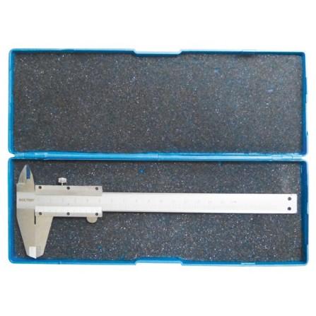 Παχύμετρο μεταλλικό σε θήκη 0-150mm x 0.05mm