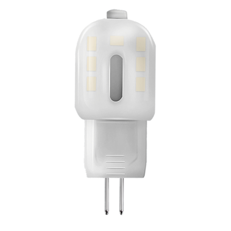 Λαμπτήρας LED G4 3W 3000K (ΘΕΡΜΟ) 12V 360o 240Lumens
