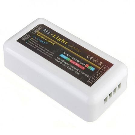 Ασύρματο Controller RF 4 καναλιών τανίας LED RGB 288W