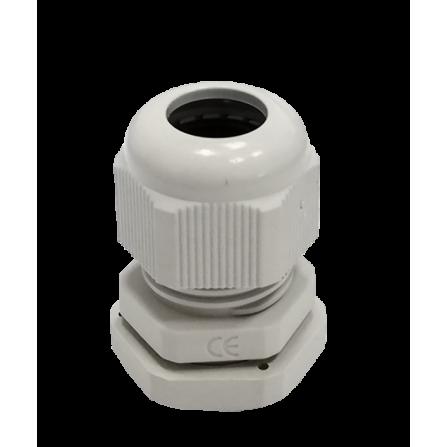 Πλαστικός στυπιοθλίπτης PG13.5 διατομή καλωδίου 13mm