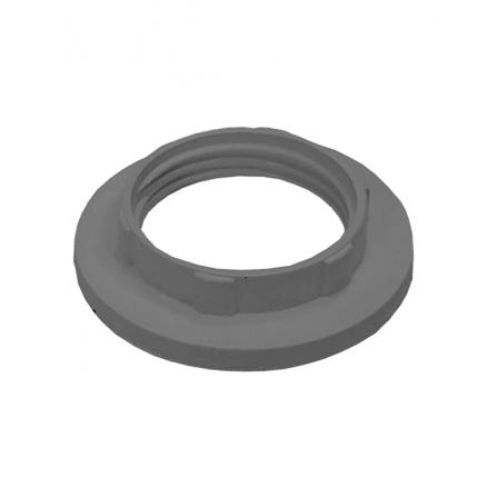 Ροδέλα μαύρη για ντουϊ βακελίτου Ε14
