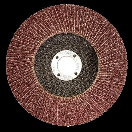 Δίσκοι λείανσης μετάλλου φτερού Φ125mm A80
