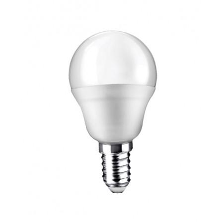 Μίνι Γλομπάκι LED E14 7W 3000K (ΘΕΡΜΟ) P45 200o 550Lumens