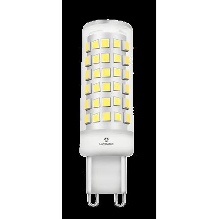 Λαμπτήρας LED G9 10W 3000K (ΘΕΡΜΟ) 360o 1000Lumens