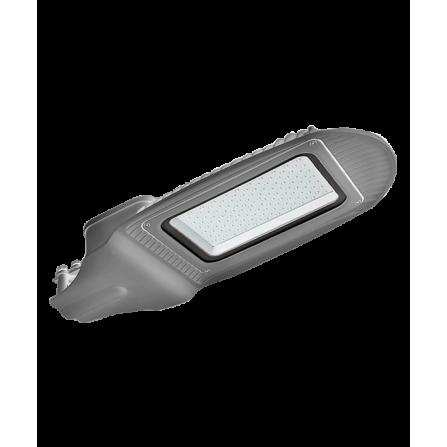 Φωτιστικό Δρόμου Βραχίονος LED 100W 5000K (ΛΕΥΚΟ ΦΩΣ) 14000Lm IP65 ΙΚ10 220V