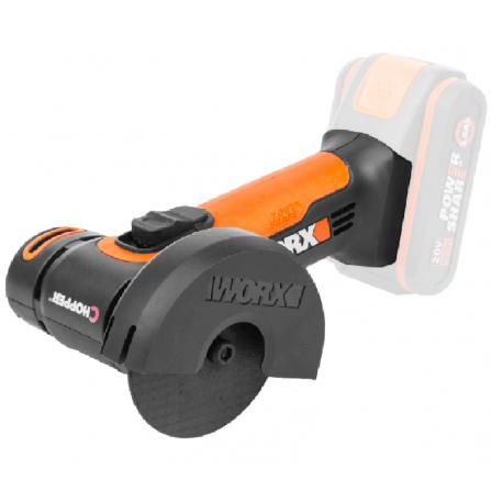 Μίνι τροχός κοπής επαναφορτιζόμενος 76mm 20V Li-Ion χωρίς μπαταρία WX801.9 WORX
