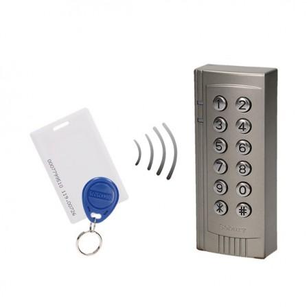 Σύστημα ελέγχου πρόσβασης με πληκτρολόγιο & αναγνώστη καρτών RFID & proximity tags