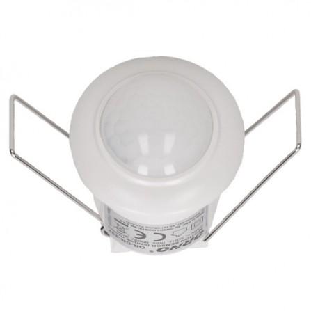Χωνευτός αισθητήρας κίνησης & παρουσίας 360ο λευκός