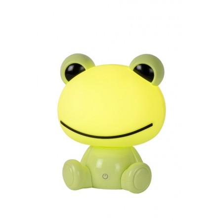 Παιδικό φωτιστικό LUCIDE DODO FROG 71592/03/85 LED 3STEP DIMMER 3W πράσινο