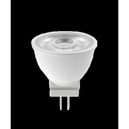 Λαμπτήρας LED MR11 3W 4000K (ΦΩΣ ΗΜΕΡΑΣ) 36o 12V 250Lumens SMD