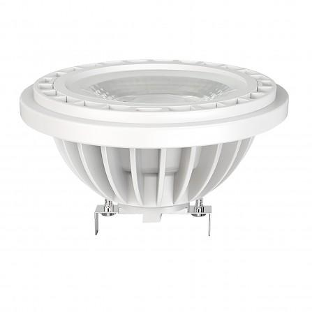 Λαμπτήρας LED AR111 G53 12V AC/DC 12W 2700K (ΘΕΡΜΟ) 15o DIMMABLE 175-265V 890Lm