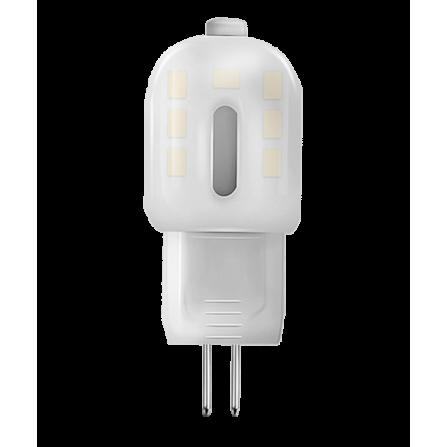 Λαμπτήρας LED G4 2W 3000K (ΘΕΡΜΟ) 12V 360o 220Lumens