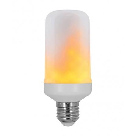Λάμπα LED διακοσμητική ΦΛΟΓΑ E27 6,5W 1300K 360o 130Lm