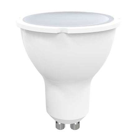 Λαμπτήρας LED GU10 9W 4200K (ΦΩΣ ΗΜΕΡΑΣ) 100o 920Lm OMEGA