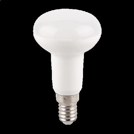 Λαμπτήρας LED E27 R50 5W 6000K (ΨΥΧΡΟ) 120o 400Lumens