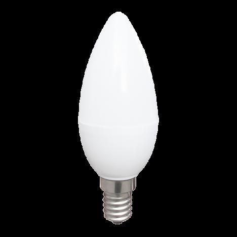 Λάμπα Κεράκι LED E14 4w 4200K (ΦΩΣ ΗΜΕΡΑΣ)