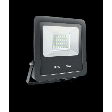 Προβολέας LED Στεγανός 50W 4200K (ΦΩΣ ΗΜΕΡΑΣ) 4000Lm IP65 220V
